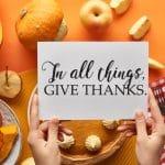Cultivating Gratitude for Thanksgiving 2020 in San Antonio