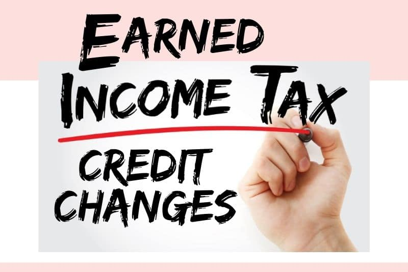 Big Earned Income Tax Credit Changes for all San Antonio Filers in 2021
